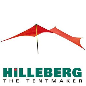 タープ10 ウルトラライト レッド / HILLBERG (ヒルバーグ)|kt-gigaweb
