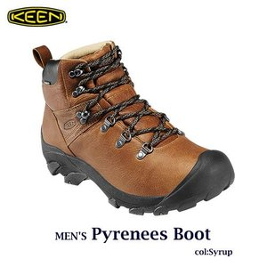 Men's Pyrenees Boot (メンズ ピレニーズブーツ) SYRP (シロップ)  / KEEN(キーン)|kt-gigaweb