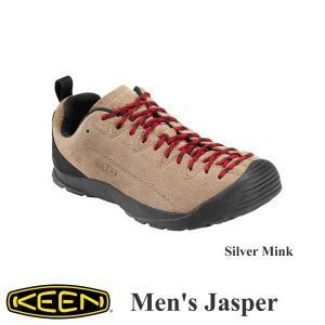 Men's Jasper (メンズ ジャスパー) Silver Mink  / KEEN(キーン)|kt-gigaweb