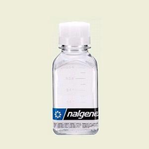 細口角透明ボトル 250ml / nalgene(ナルゲン)|kt-gigaweb