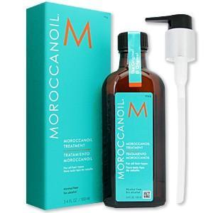 モロッカンオイル オイル トリートメント ノーマル 100ml(ポンプ付き) MOROCCAN OIL