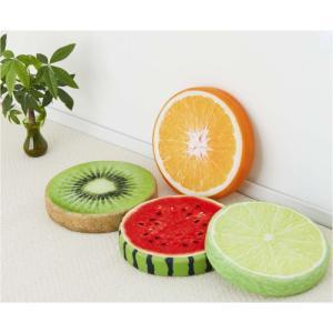 フルーツクッション お得な4枚セット / 送料無料 果物 か...