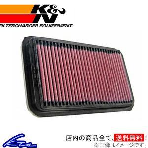 K&N リプレイスメント 純正交換タイプ エアフィルター アスカ CJ1 33-2071 K and N KアンドN REPLACEMENT|ktspartsshop