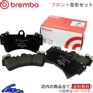 ブレンボ ブラックパッド フロント左右セット ブレーキパッド Kei HN11S/HN12S P61 108 brembo ブレーキパット ktspartsshop