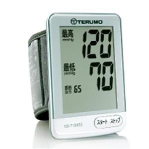 テルモ血圧計 ES-T100ZZ 手くび式|kubota-p