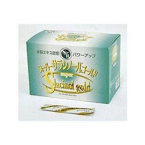 スーパーサラシノールゴールド 顆粒 2g×90包 + 22包おまけ付き|kubota-p