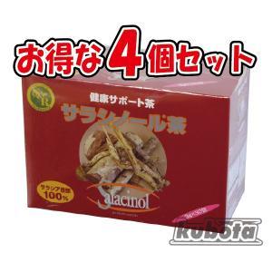 サラシノール茶  90g(3g×30包)×4個セット|kubota-p