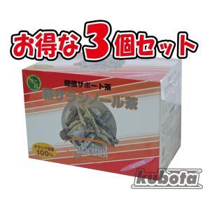 新サラシノール茶  30g(1g×30包)×3個セット|kubota-p