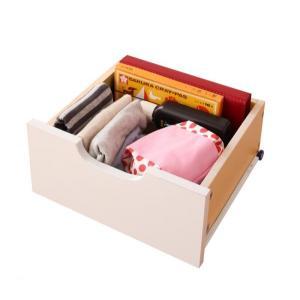 こども部屋 収納 収納ラック ランドセル置き 本棚 キッズ家具 子供部屋 木製 おしゃれ|kubric|05