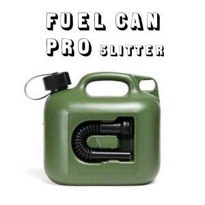 フューエルカンプロ 5L  Fuel Can Pro Hunersdorff|kucyubooks