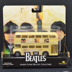 BEATLES ロンドンバス Beatles For Sale  ダイキャストミニカー|kucyubooks