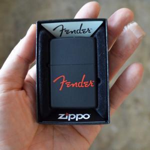 Fender Guitar ZIPPO|kucyubooks