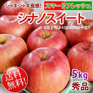 シナノスイート リンゴ 「スマートフレッシュ」貯蔵りんご 長...