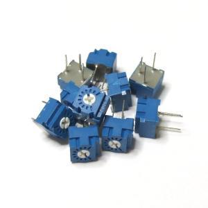 半固定抵抗 GF06P 100Ω(東京コスモス電機) 10個入 kugadenllc