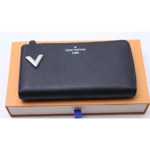 LV ヴォーカシミール黒 ポルトフォイユ・コメット M60146|kuinose78