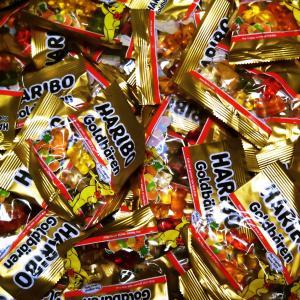 コストコ HARIBO ハリボーグミ 小分け 10g×18袋セット  送料無料・ポイント消化500円 お菓子