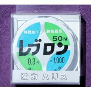 レブロン へらハリス 50m巻 03〜08|kujirafc