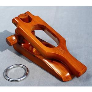 高級ポンプ絞り台 ポンプ補助リング付き|kujirafc