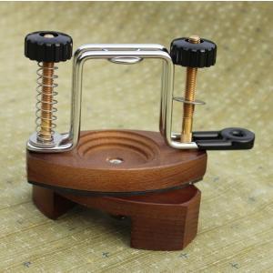 万力&回転式 バネ式ポンプ絞り台|kujirafc
