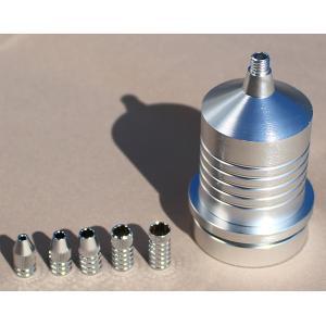 アルミポンプ(ミニ)2〜6mmノズル付き|kujirafc