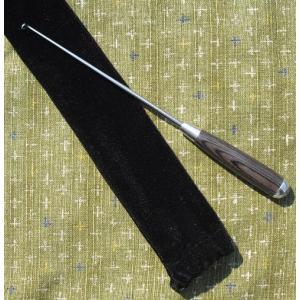 銘木握り仕様針外し 16cm kujirafc