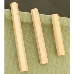 美白杉六角浮子筒 40cm|kujirafc