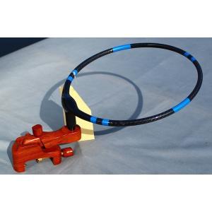 カリン弓型タモ置き台|kujirafc