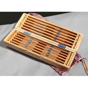 焼桐製仕掛巻箱+桂竹仕掛巻10本付き 収納袋付き|kujirafc