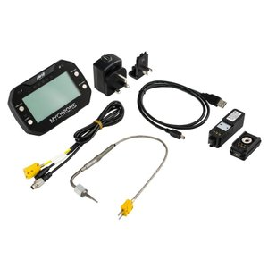☆【AIM Motorsport】MyChron5 GPS付き2Tダッシュロガー/カートラップタイマ...