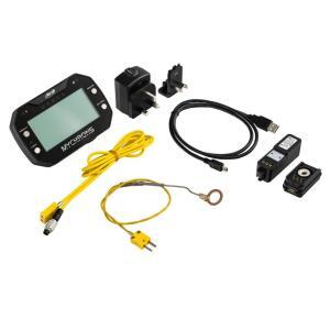 ☆【AIM Motorsport】MyChron5 GPS付きダッシュロガー/カートラップタイマー ...