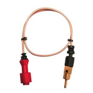 ☆【Alfano】ADMカートラップタイマー用NTCタイプ温度センサー 1/8 BSP 45cm