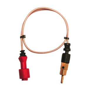 ☆【Alfano】ADMカートラップタイマー用NTCタイプ温度センサー M5 45cm