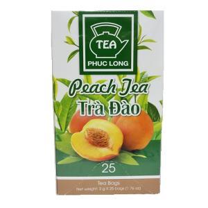 べトナム お茶 ベトナム お土産 ピーチティー Phuc Longピーチティー ティーバッグ|kuku-vietnamcoffee