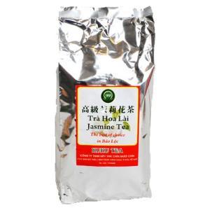 ベトナム お茶 ベトナム お土産 ジャスミン茶 KUKU高級ジャスミン茶 茶葉・500g|kuku-vietnamcoffee