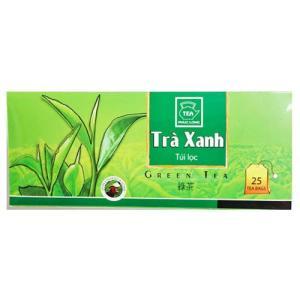 べトナム お茶 ベトナム お土産 緑茶 Phuc Long緑茶 ティーバッグ|kuku-vietnamcoffee