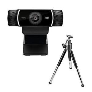 ロジクール ウェブカメラ C922n ブラック フルHD 1080P ウェブカム ストリーミング 自...