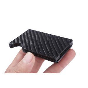 マネークリップ 財布 メンズ カード 札入れ 薄い ブランド|kumagayashop