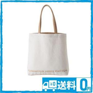 フォンダシオン トート ホワイト Fondation Louis Vuitton kumagayashop