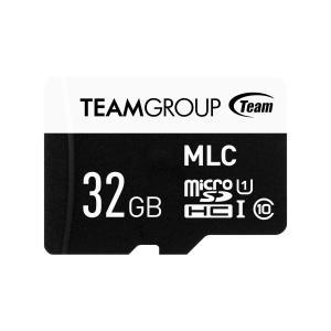 Team microSDHCカード 32GB ドライブレコーダ向き MLCチップ搭載製品 UHS-1 日本国内1年保証 SD変換アダプター付属 正規品|kumagayashop