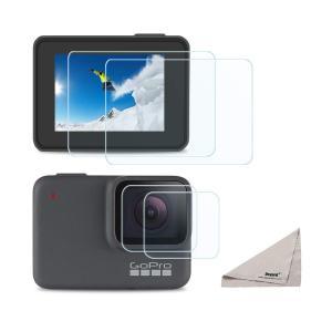 (ディヤード)Deyard 強化ガラスフィルム GoPro HERO8 Blackに適用液晶保護フィ...
