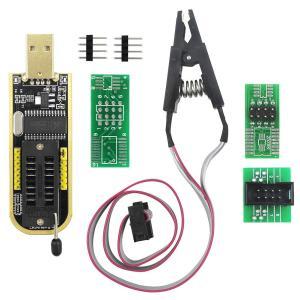 KeeYees CH341A ROMライター SPI Flash 24 25シリーズ EEPROM BIOS プログラマー USB-TTL|kumagayashop