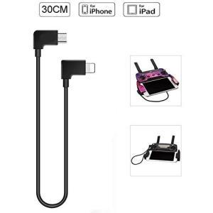 ドローン ケーブル iPhone用PVC素材OTGデータケーブルマイクロ  Mavic|kumagayashop
