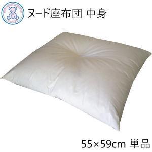 ■カラー ヌード(生成り無地) ■サイズ 銘仙判(55×59cm) ■側生地 綿100% ■詰め物 ...