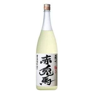 赤兎馬【柚子】 1800ml