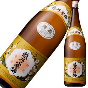 越乃寒梅 白ラベル普通酒 1.8L