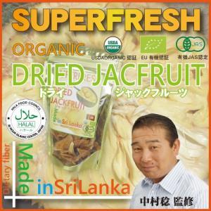 オーガニックドライフルーツ ドライジャックフルーツ 75g|kumamiru