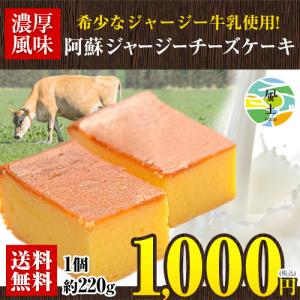 チーズケーキ 送料無料 阿蘇 ジャージー牛乳使用 1個 220g スイーツ 7-14営業日以内に出荷予定(土日祝日除く)|kumamotofood