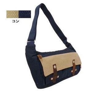 帆布工房3J11やわらかなタッチとムラ感が特徴ボディーバッグ|kumamotoya