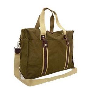 2WAYボストン3x14帆布工房1泊〜2泊旅行に使いやすいサイズのボストンバッグ|kumamotoya