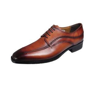 マドラスモデロメンズシューズ流モカ外羽根紐付き紳士靴本革ビジネスシューズ5019ライトブラウン|kumamotoya